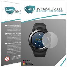 """Slabo Displayschutzfolie für Huawei Watch 2 (4er Set) MATT """"No Reflexion"""""""