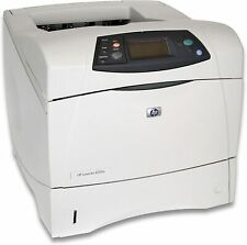HP Laserjet 4250n Printer.  Superb. Under 900 prints from new