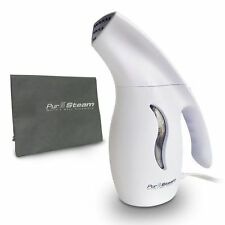 PurSteam Premium Fabric Steamer Powerful Fast-Heat Clothing Iron Travel Pouch