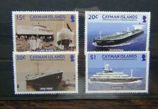 Cayman Islands 2004 Centenary of Shipping Registry set LMM