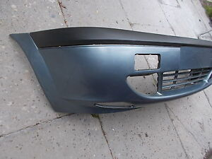 FOCUS front bumper sprayed to order, 1999 to 2001 model Both parts..