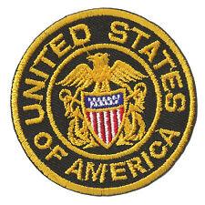 Patch écusson patche USA gouvernement Etats Unis écusson US