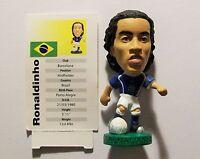 Prostars BRAZIL (AWAY) RONALDINHO, PR069 Loose With Card LWC