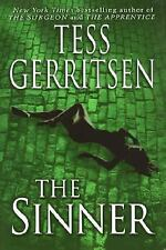 The Sinner by Tess Gerritsen (2003) Hardcover w/ Dust Jacket  First Edition