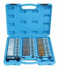 Kit de nettoyage sièges orifice/puits d'injecteurs et bougies brosses en coffret