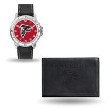 NFL Atlanta Falcons Leather Mens Watch/Wallet Set Style: GC4815 $60.90
