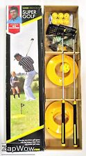 Set Super Golf 1982 Severiano BALLESTEROS GAME Masters Open PGA Combex Nuovo di zecca 1980 S