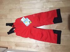 Obermeyer Red Pants Kids 5
