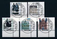 Briefmarken aus der BRD (1990-1999) mit Bauwerks-Motiv als Satz