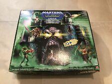 Masters Of The Universe 200X Castle Grayskull The SnakeMen Verry Rare Variant