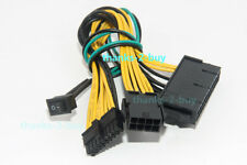 ATX 24P CPU 8P to Mini 18P Power Supply Cable For Dell C6100 Server Workstation