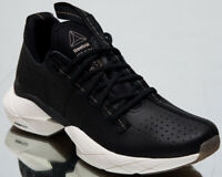 Reebok Sole Fury Floatride SE Unisex New Black Beige Lifestyle Sneakers DV4514