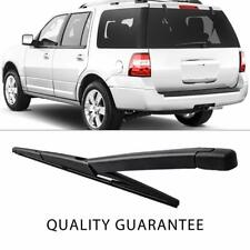 9L1Z17526A For Ford Expedition/Lincoln Navigator Rear Wiper Arm Blade Set  09-16