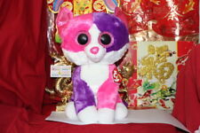 """Ty Beanie Boos Pellie The Jumbo Cat.16"""".Claire' S Exclusive.2016.Mwnmt.Nice Gift"""