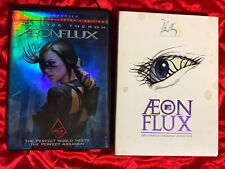 Aeon Flux The Complete Animated Collection 3 Dvd Box Set 90's Mtv Cib & Movie A0