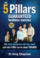 The Five Pillars of Guaranteed Business Success: Why Most Businesses Stay Small
