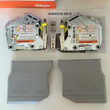 Blum Aventos HK-S 20K2E01 960*2040 Blumotion soft close grey
