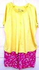 Pajama Sets Plus 100% Cotton 1X Sleepwear & Robes for Women