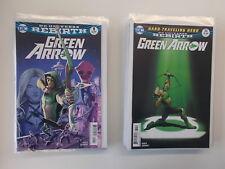 Green Arrow # 1 - 30. DC Universe Rebirth - 2016/17. USA Comic. Z. 0-1/1