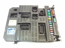 NEW GENUINE PEUGEOT 807 CITROEN C8  BSI BODY SYSTEM INTERFACE FUSE BOX ECU
