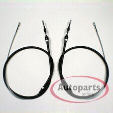 VW Lupo - 2 Piezas Cable de Freno Mano Izquierda Derecha Eje Trasero para