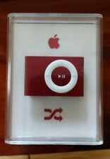 Apple iPod Shuffle 2nd GEN Product Red Special Edition 1 GB