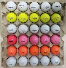 100 Nitro & Pinnacle Asstd. Golf Balls 3Aaa+ ( Free Shipping )
