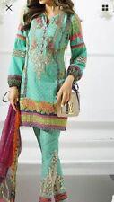 Pakistani Asim Jofa Shalwar Kameez Kurta Kurti Sz L Embroidered