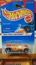hot wheels First Editions Turbo Flame  369-1996 (9998)