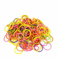 1 bag Lots Rubber Band Pet Hair Dog Grooming Bow Colorful Fo S2G7 Dcql O4X4
