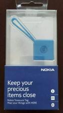 New OEM Nokia WS-2 Blue Treasure Tag Proximity Bluetooth Smart Car Key Finder