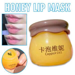 Lip Balm Propolis Moisturizing Honey Lip Mask Nourishing Lip Anti Wrinkles