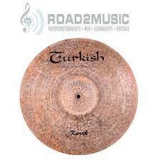 "TURKISH CYMBALS  Kurak Series 20"" Jazz Ride  • handhammered & handpicked •"