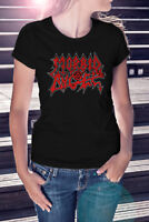 MORBID ANGEL Women T-shirt Death Metal Band Tee Shirt Entombed Exhumed Deicide
