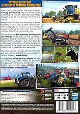 Farming Simulator 15 (PC, 2014) NEW