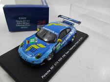 PORSCHE 997 GT3 RSR #88 LE MANS 2011 SPARK 1/43