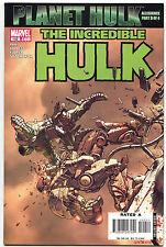 Incredible Hulk 102 2nd Series Marvel 2007 VF