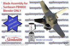 Sunbeam Blender Blade Assembly PB9800 - Part PB98002 - NEW - GENUINE - IN STOCK