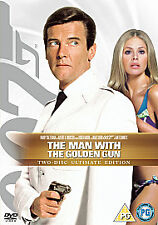 The Man With The Golden Gun 2 Disc Ultimate Edition Dvd - New & Factory Sealed