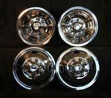 "93 94 Dodge 16"" 8 lug motorhome hubcaps rv simulators"