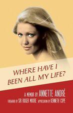 Annette Andre Memoir Autobiography Hardback Book The Prisoner Randall & Hopkirk