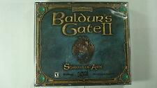 Baldurs Gate 2 Shadows Of Amn PC Roleplaying Game 2000 BioWare