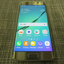 SAMSUNG GALAXY S6 EDGE, 64GB - (AT&T) CLEAN ESN, WORKS, PLEASE READ!! 31269