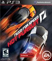 Need for Speed: Hot Pursuit PlayStation 3 PS3