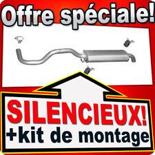 Silencieux Arriere SEAT IBIZA 1.4 60CH 1999-2002 échappement XYJ