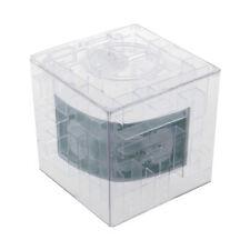 NEW MONEY MAZE COIN BOX PUZZLE GIFT PRIZE SAVING BANK U7V5