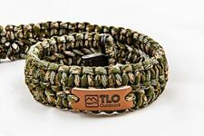 Strap  Outdoors Paracord Gun Sling - Adjustable 2-Point Paracord Sling Rifle,