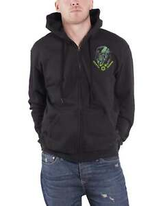 Star Wars Hoodie Rogue One Death Trooper new Official Mens Black Zipped L