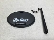 Hot Toys Avengers Captain America Display Stand 1/6th Scale MMS 174