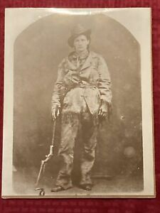 Calamity Jane 11x14 Photo Old West Collectors Series